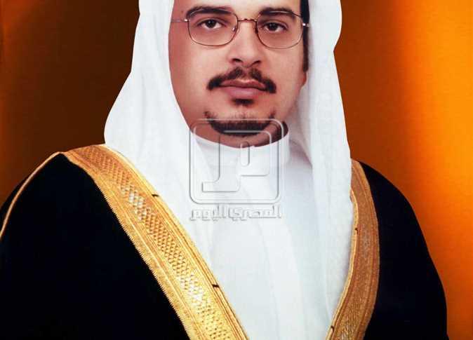 صورة أرشيفية للأمير سلمان بن حمد آل خليفة، ولي عهد مملكة البحرين.  - صورة أرشيفية