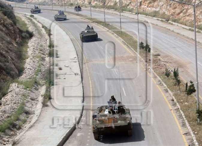 قوات من الجيش السوري، 5 مايو 2011. - صورة أرشيفية