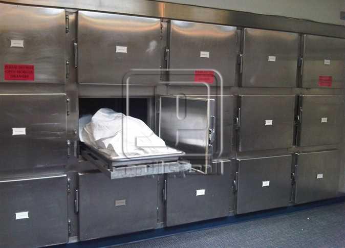 جثة في الثلاجة - صورة أرشيفية