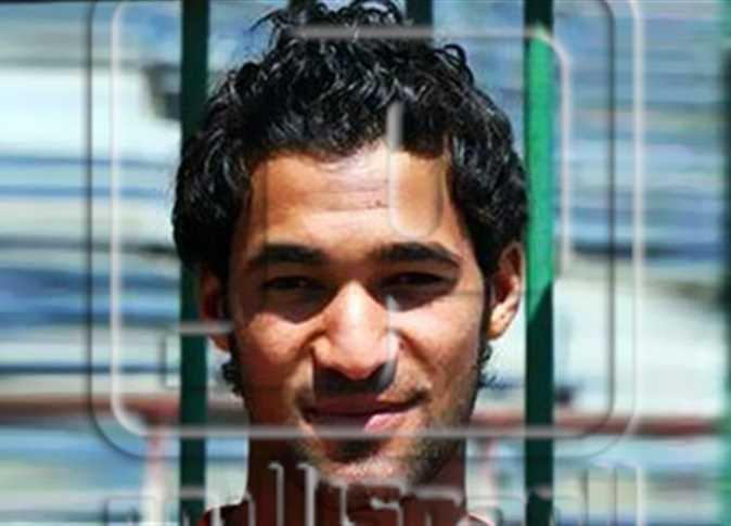 اللاعب مصطفى شبيطة - صورة أرشيفية