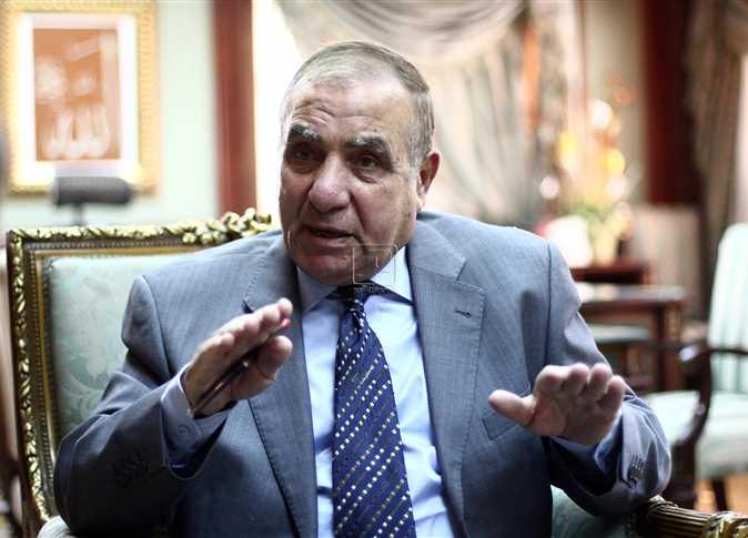 أبو بكر الجندي،  رئيس التعبئة والإحصاء  - صورة أرشيفية