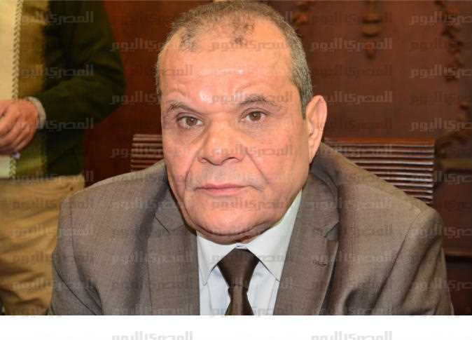 اللواء سعيد شلبي، مدير أمن القليوبية- صورة أرشيفية