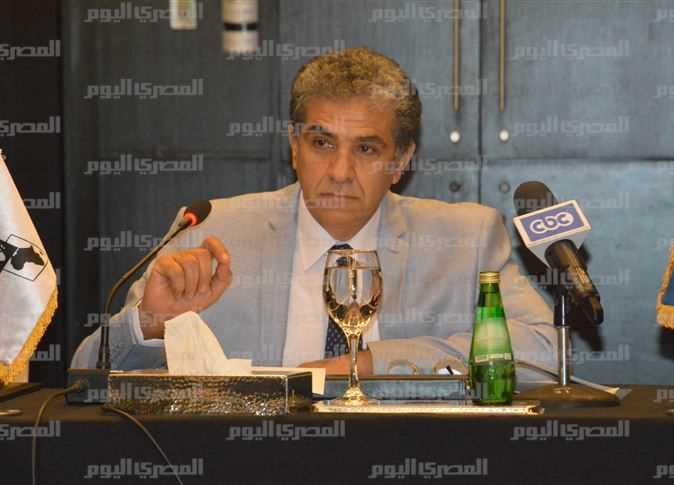 الدكتور خالد فهمي، وزير البيئة - صورة أرشيفية