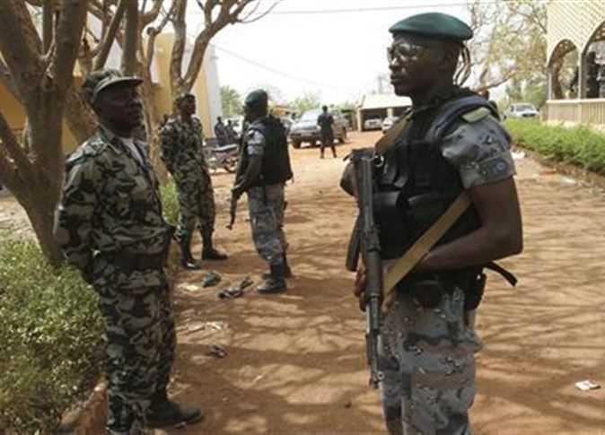 جيش مالي  - صورة أرشيفية