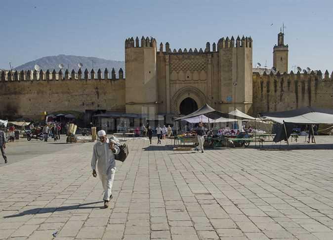 مدينة «فاس» هي أقدم مدن المغرب, تبلغ من العمر 1207 عاما وتم بنائها قبل مدينة القاهرة بـ150 عاما.