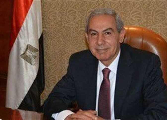 طارق قابيل وزير التجارة والصناعة - صورة أرشيفية