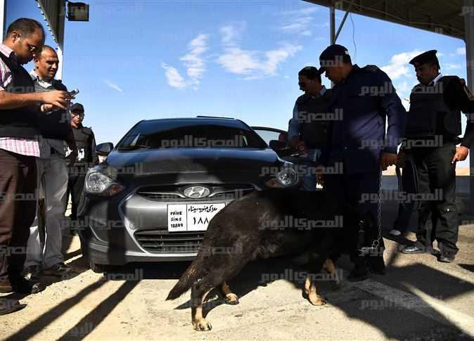 إجراءات أمنية مشددة بكمائن جنوب سيناء في مدينتي شرم الشيخ والطور - صورة أرشيفية