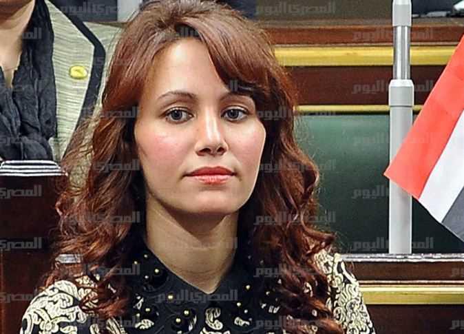 النائبة البرلمانية دينا عبد العزيز - صورة أرشيفية