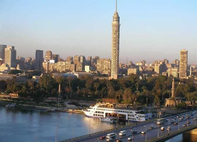 صورة للقاهرة