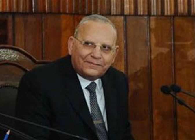 المستشار محمد حسام عبد الرحيم، وزير العدل - صورة أرشيفية