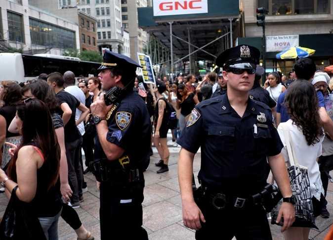 الشرطة الأمريكية - صورة أرشيفية