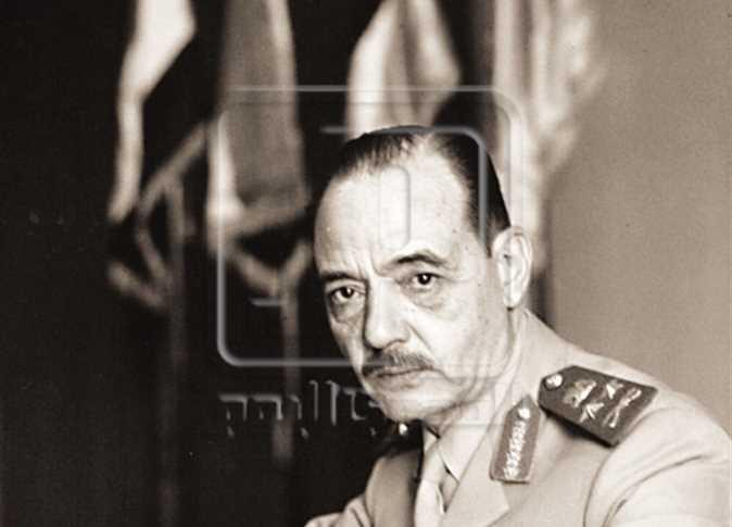 المشير محمد عبدالغني الجمسي - صورة أرشيفية