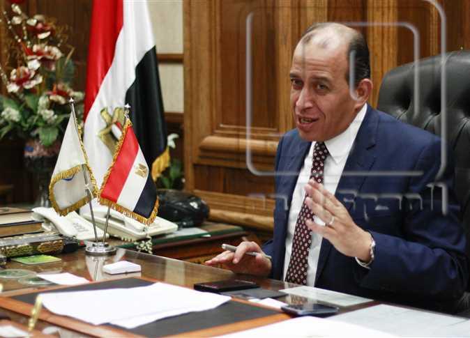 رئيس نادى قضاة مصر - صورة أرشيفية