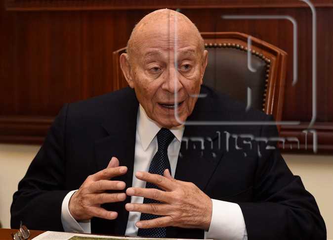 المصري اليوم تحاور«محمد فائق»، رئيس القومى لحقوق الإنسان - صورة أرشيفية