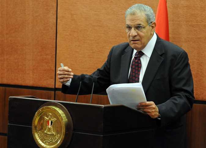 إبراهيم محلب - صورة أرشيفية