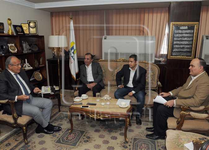 المصري اليوم تحاور« الدكتور هشام الشريف»، وزير التنمية المحلية