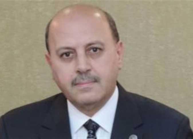 اللواء رضا طبلية ، مدير أمن الشرقية - صورة أرشيفية
