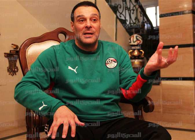 المصري اليوم تحاور«عصام عبدالفتاح»، عضو مجلس إدارة اتحاد الكرة ورئيس لجنة الحكام - صورة أرشيفية