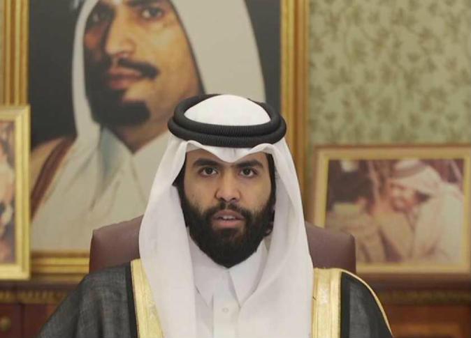 الشيخ سلطان بن سحيم بن حمد آل ثاني - صورة أرشيفية