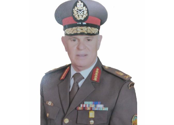 الفريق أركان حرب محمد فريد حجازي رئيس أركان القوات المسلحة المصرية - صورة أرشيفية