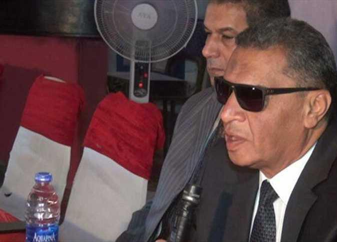 اللواء جرير مصطفى، مدير أمن بني سويف - صورة أرشيفية