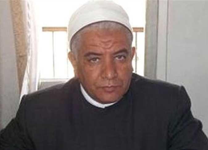 الشيخ سلامة عبد الرازق - صورة أرشيفية