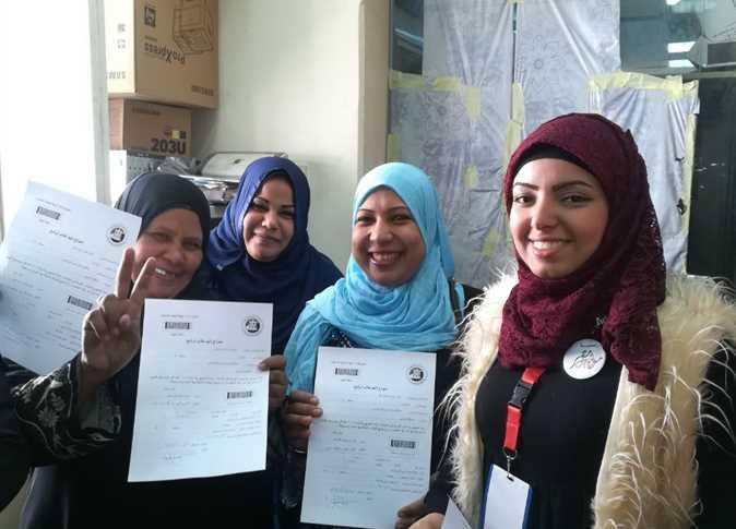 حملة «كلنا معاك» لدعم السيسي بمحافظة قنا
