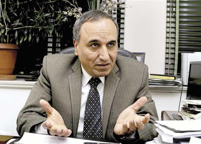 عبد المحسن سلامة - صورة أرشيفية