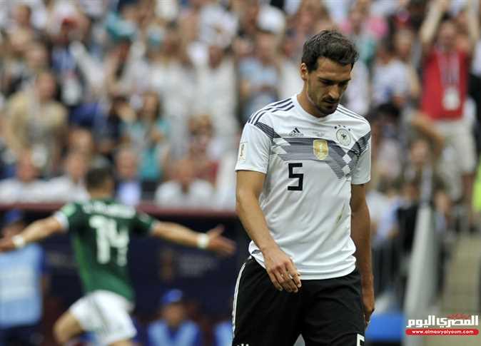 مباراة ألمانيا و المكسيك في كأس العالم