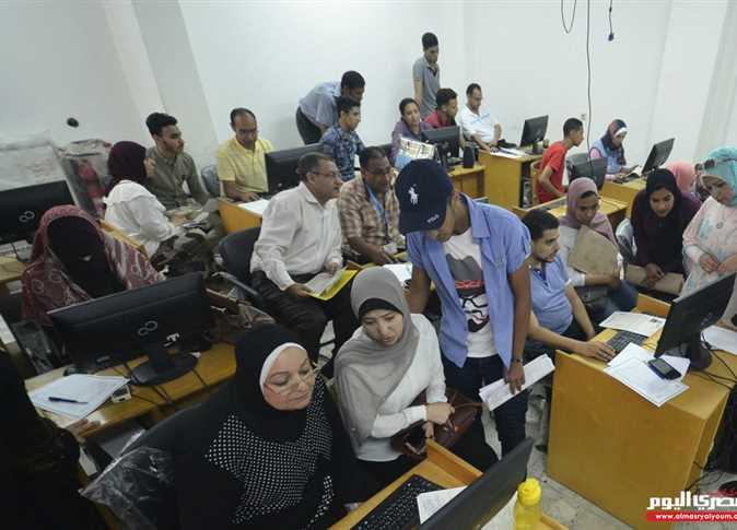 المرحلة الأولى لتنسيق الثانوية العامة ببورسعيد - صورة أرشيفية