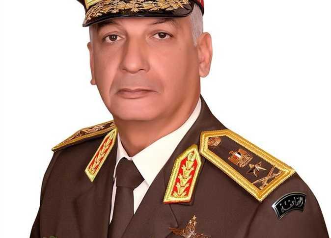 الفريق محمد زكي وزير الدفاع - صورة أرشيفية