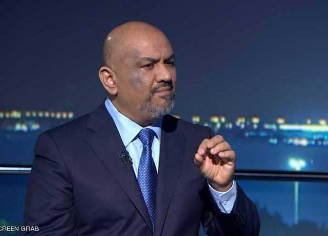 وزير الخارجية اليمني خالد اليماني  - صورة أرشيفية