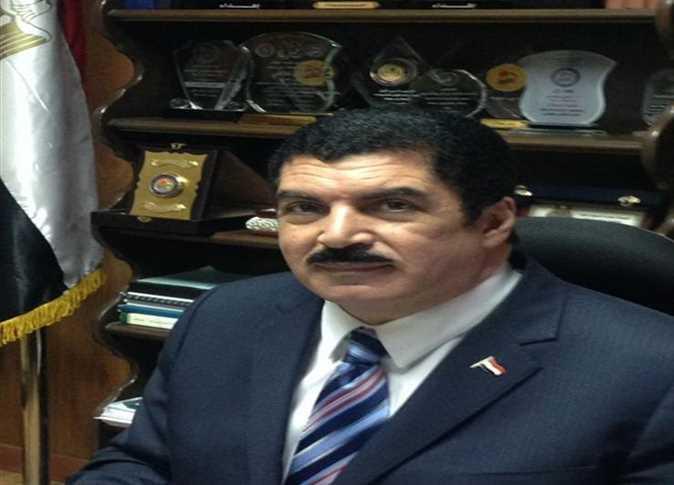 الدكتور علاء عبد الحليم مرزوق محافظ القليوبية - صورة أرشيفية