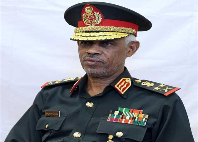 وزير الدفاع السوداني، الفريق أول ركن عوض بن عوف
