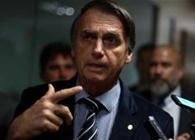 جايير بولسونارو المرشح اليميني المتطرف للانتخابات الرئاسية في البرازيل - صورة أرشيفية - صورة أرشيفية
