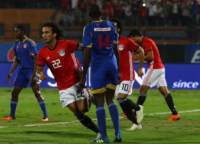 مباراة منتخب مصر مع إي سواتيني - صورة أرشيفية