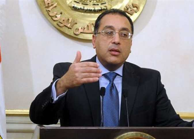 الدكتور مصطفى مدبولي رئيس الوزراء