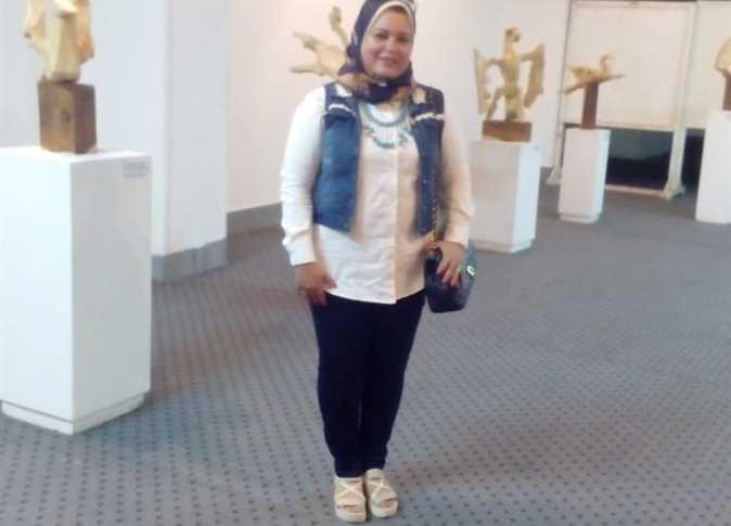 «غزل الطيور» معرض بكلية الفنون الجميلة في جامعة المنيا