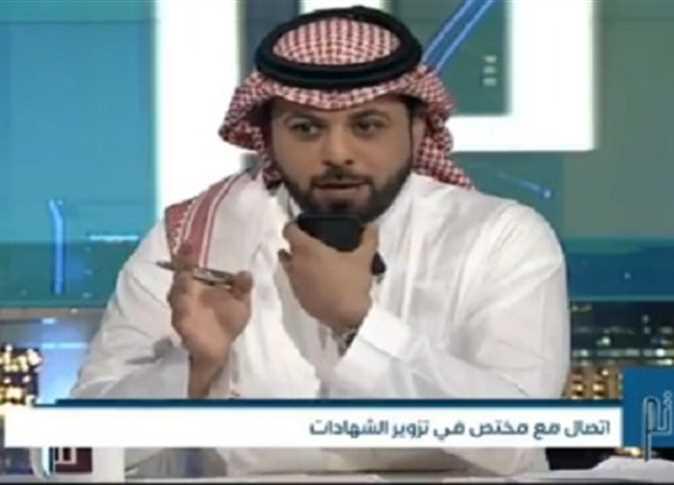 الإعلامي خالد العقيلي