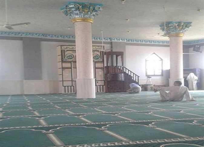 مسجد الإستقامة بعد إلغاء صلاة الجمعة