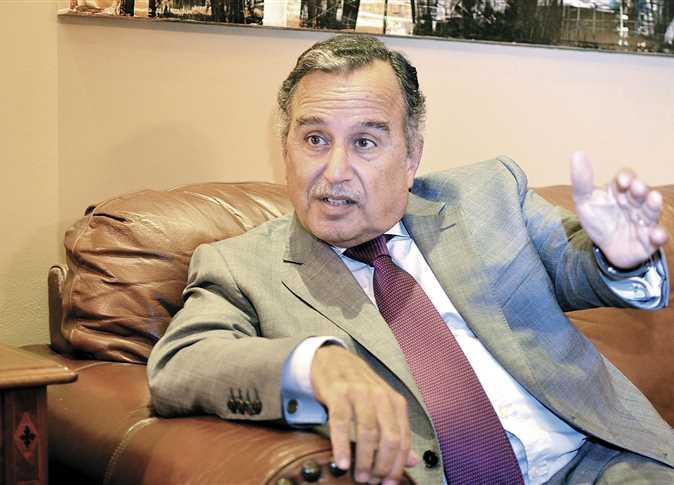 نبيل فهمى وزير الخارجية السابق يتحدث لـ «المصرى اليوم»
