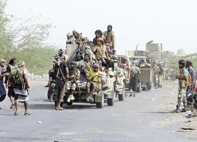 القوات الموالية للشرعية تواصل تقدمها فى الحديدة  - صورة أرشيفية