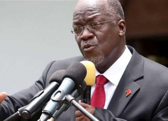 الرئيس التنزانى جون بومبيه ماغوفولى