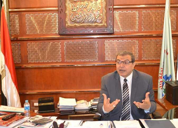 وزير القوي العاملة محمد سعفان - صورة أرشيفية
