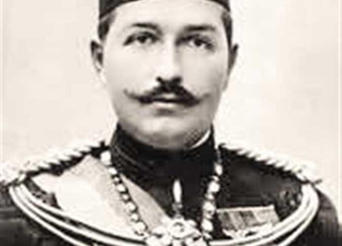 الخديو عباس حلمي الثاني - صورة أرشيفية