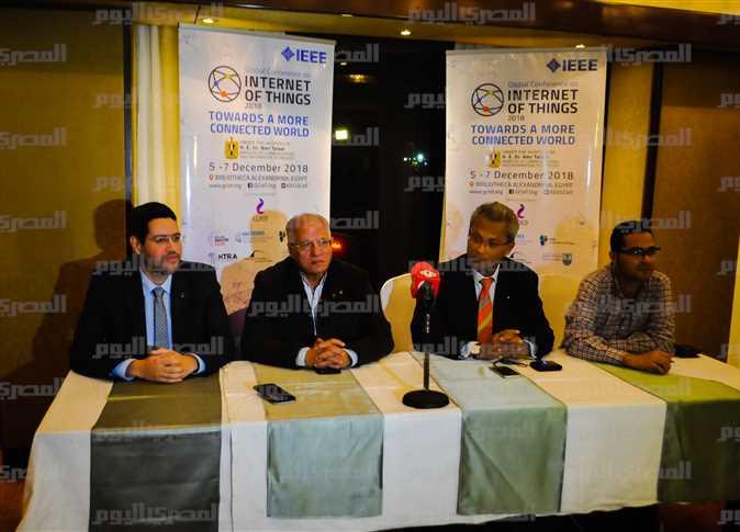 فعاليات المؤتمر الدولي لإنترنت الأشياء