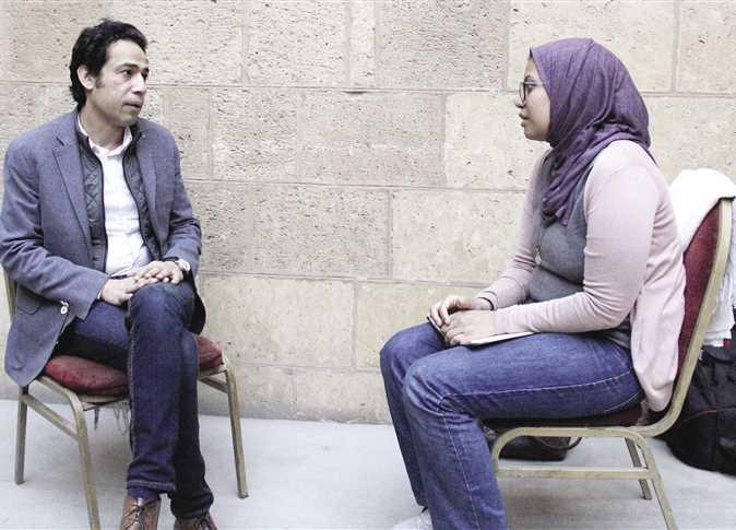 نبيل بهجت يتحدث لـ المصري اليوم