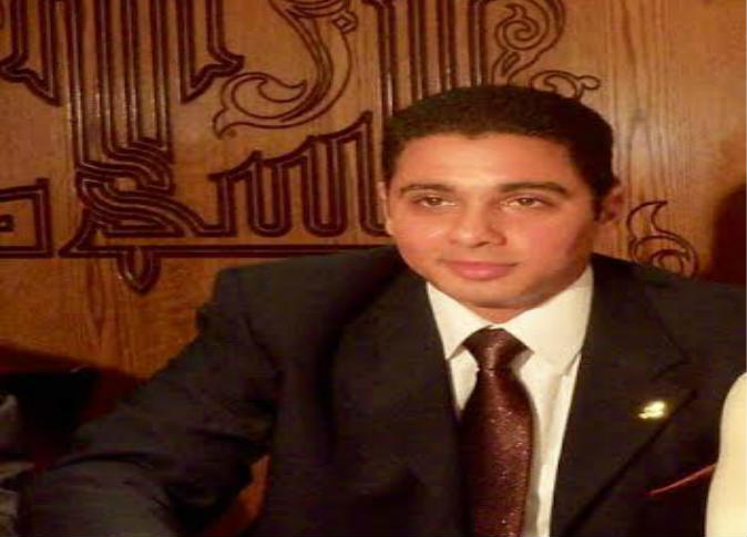 الرائد مصطفى عبيد محمود الأزهري - شهيد عزبة الهجانة - صورة أرشيفية
