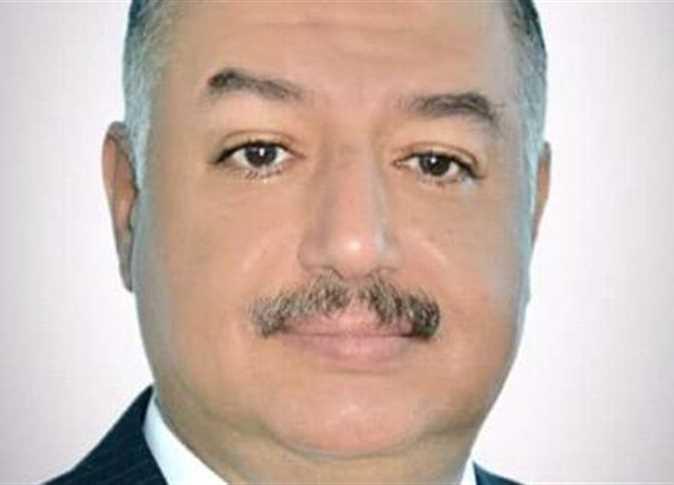 أشرف عز العرب، مدير أمن بنى سويف الجديد - صورة أرشيفية