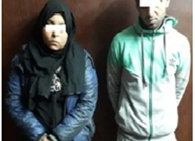 المتهمان بقتل مسجل خطر في القاهرة